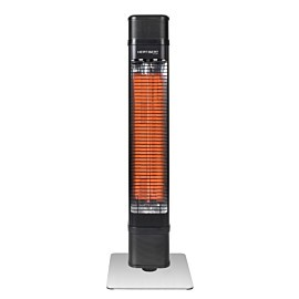 eurom heat and beat tower 2200w terrasverwarmer