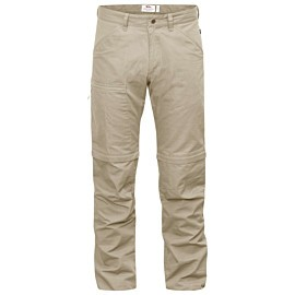 fjallraven high coast wandelbroek heren limestone