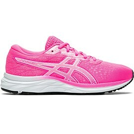 asics gel-excite 7 gs 1014a084 hardloopschoenen junior hot pink white