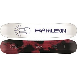 bataleon push up snowboard dames