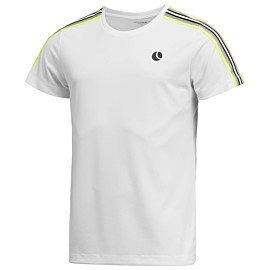 bjorn borg tomlin tennisshirt heren brilliant white