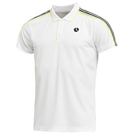 bjorn borg tyler tennispolo heren brilliant white