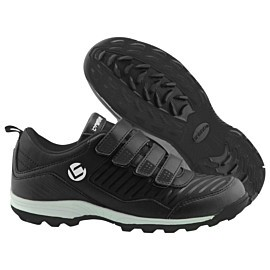 brabo velcro bf1009 hockeyschoenen junior black