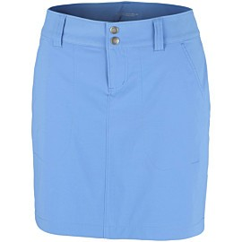 columbia saturday trail skort dames blue dusk