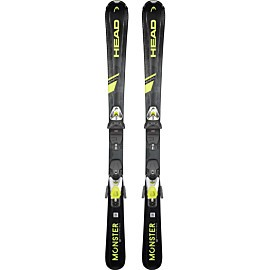 head monster slr ski's junior met slr 7.5 ac binding