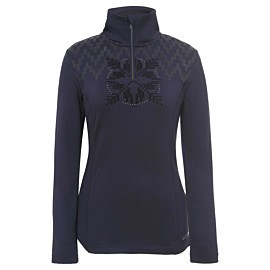 luhta haltiala skipully dames dark blue