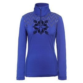 luhta haltiala skipully dames royal blue