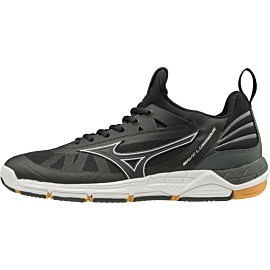 mizuno wave luminous v1ga1820-10 indoorschoenen heren black