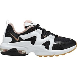 nike air max graviton at4404 vrijetrijdsschoenen dames black metalic red bronze coral