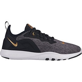 nike flex trainer 9 aq7491 fitness schoenen dames black gunsmoke