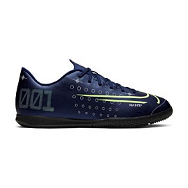 nike mercurial vapor 13 club cj1174 zaalvoetbalschoenen junior blue void