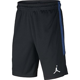 nike paris saint-germain dri-fit strike voetbalshort junior black hyper cobalt