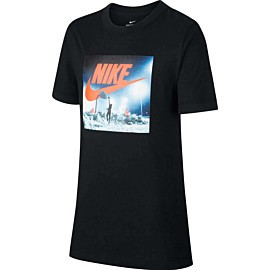nike sportswear shirt junior black