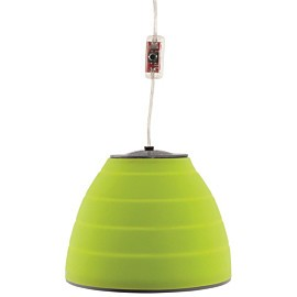 outwell orion lux opvouwbare lamp lime green