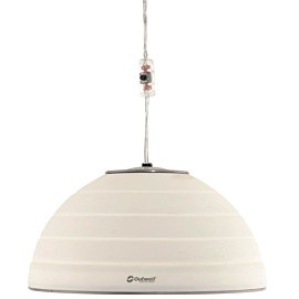 outwell pollux lux opvouwbare lamp cream white
