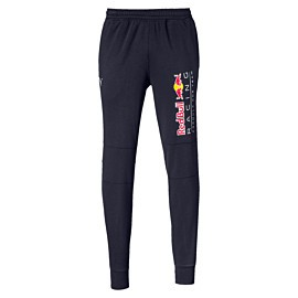 puma red bull racing logo sweat pants joggingbroek heren night sky
