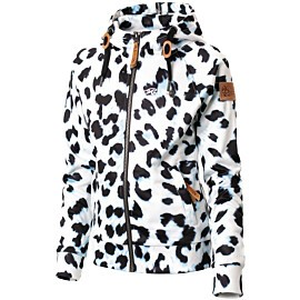 rehall catty r ski vest junior leopard