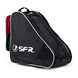 sfr large schaatstas black red