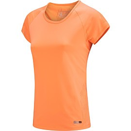 sjeng sports madalyne shirt dames sweet orange