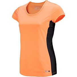 sjeng sports mikki shirt dames sweet orange