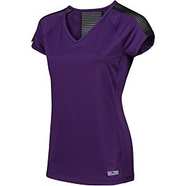 sjeng sports tacy plus tennisshirt dames crown jewel