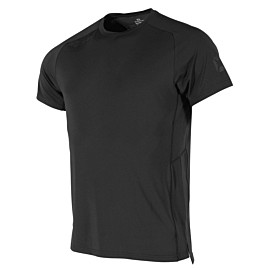stanno functionals trainingsshirt heren zwart