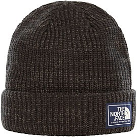 the north face salty dog beanie muts tnf black