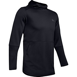 under armour mk-1 warm up hoodie heren black