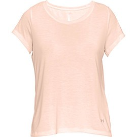 under armour whisperlight foldover shirt dames orange