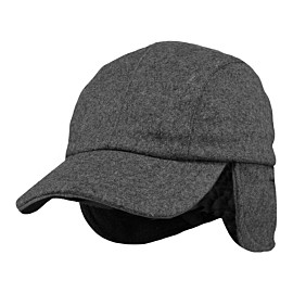 barts active cap winterpet dark heather