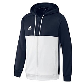 adidas t16 hoodie trainingsvest heren navy