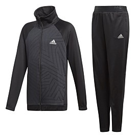 adidas messi tricot trainingspak junior black