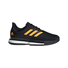 adidas solecourt boost ef2069 tennisschoenen heren core black