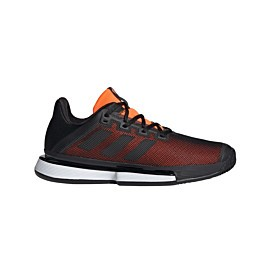 adidas solematch bounce ef4442 tennisschoenen heren core black
