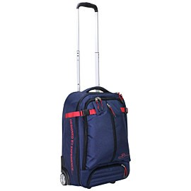 bardani pathfinder handbagage trolley navy red