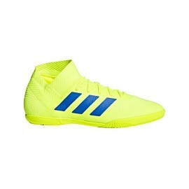 adidas nemeziz 18.3 zaalvoetbalschoenen heren solar yellow football blue active red