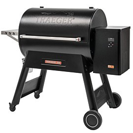 traeger ironwood 885 pelletbarbecue