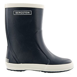bergstein rainboot regenlaarzen junior dark blue