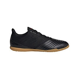 adidas predator 19.4 zaalvoetbalschoenen heren core black active red