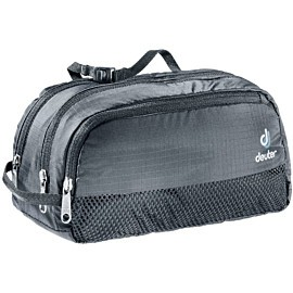 deuter wash bag tour iii toilettas black