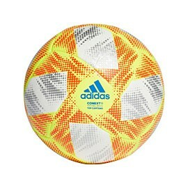 adidas  conext 19 capitano voetbal white solar yellow solar red football blue