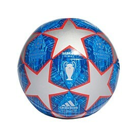 adidas champions league finale madrid capitano voetbal blue