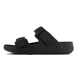 fitflop gogh slippers heren black