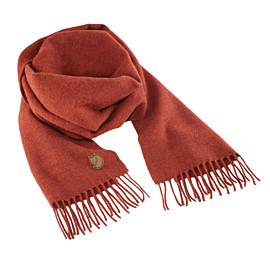 fjallraven solid re-wool scarf sjaal autumn leaf