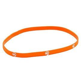 brabo haarbandje 10 mm orange