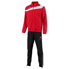 hummel elite poly trainingspak junior rood
