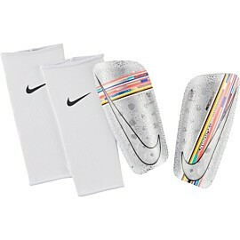 nike mercurial lite cr7 scheenbeschermers white multi color black