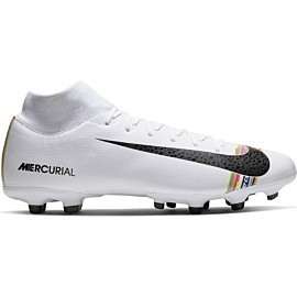 nike mercurial superfly 6 academy cr7 mg aj3541 voetbalschoenen white pure platinum black