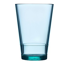 mepal flow glas 275 ml retro green