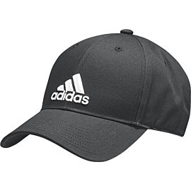 adidas six panel classic pet black